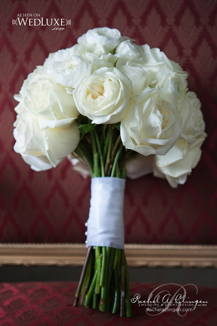 White Wedding Flowers Toronto