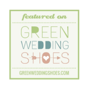 As Seen On GreenWeddingShoes.com