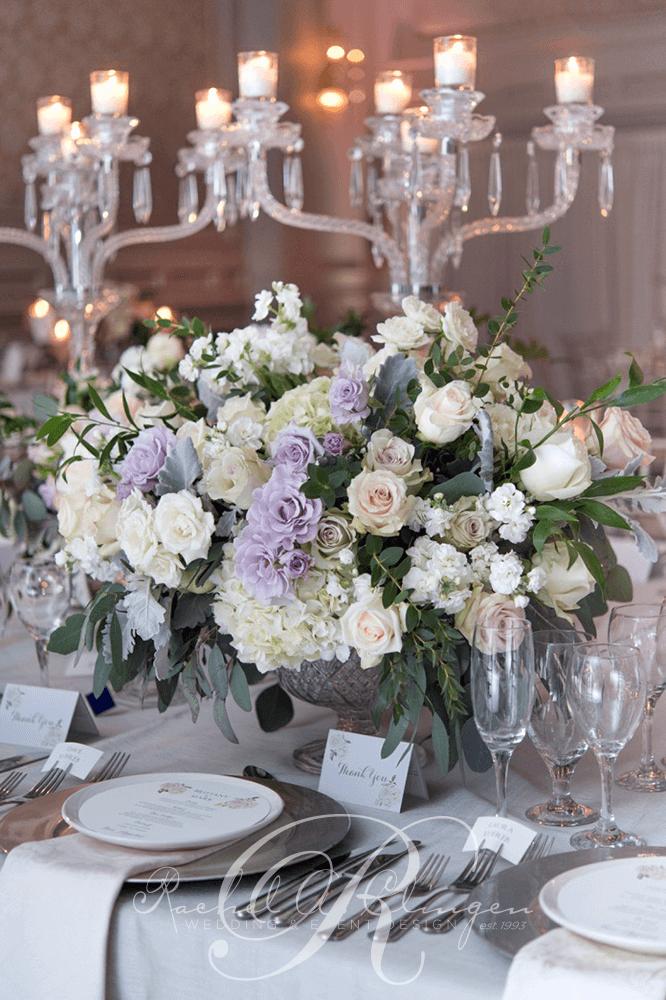 Floral Wedding Centerpieces Toronto Wedding Decor Toronto Rachel A