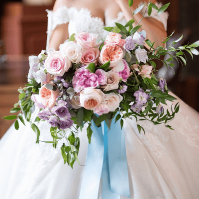 Garden Wedding Flowers Bouquet