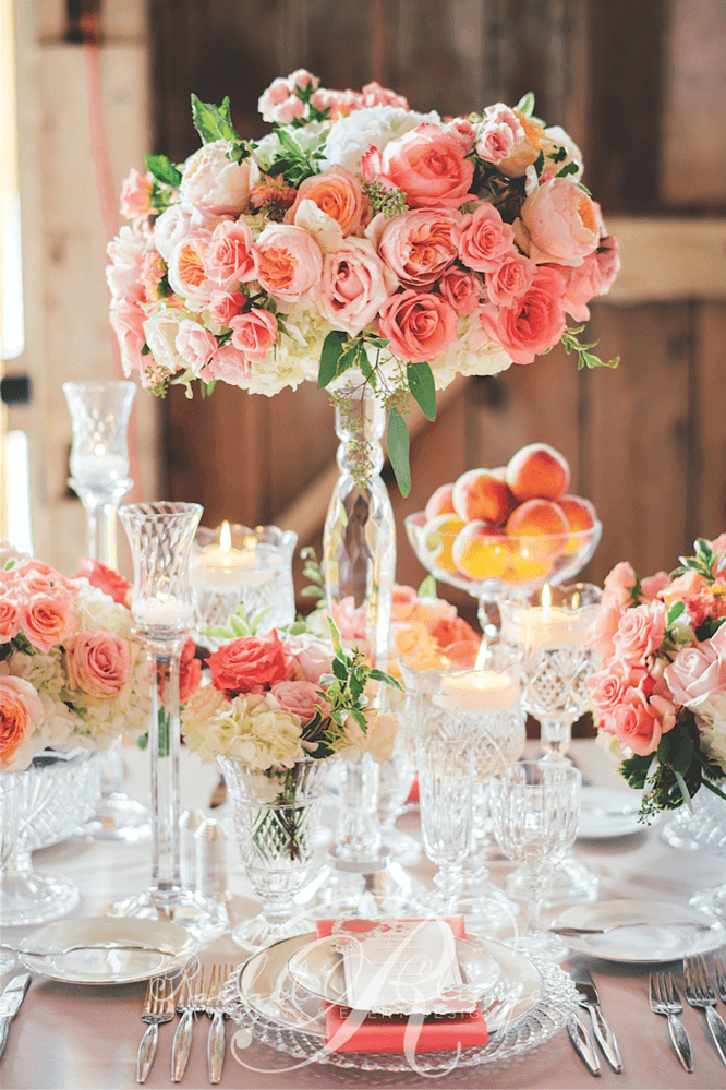 Luxurious Wedding Centerpieces For Caleb And Chelsie By Rachel A Clingen Design Decor Toronto