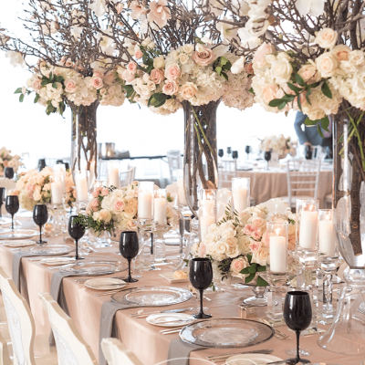 Centerpieces - Wedding Decor Toronto Rachel A. Clingen Wedding ...
