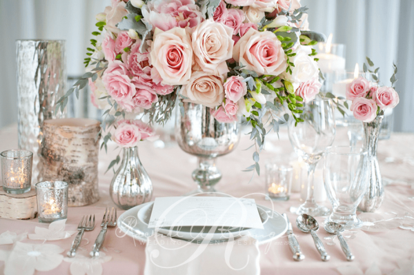 Rachel a clingen elegant wedding centerpieces toronto for Elegant wedding decorations