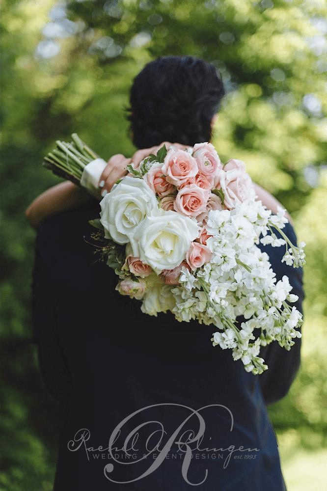 Unique Bridal Bouquet Toronto Wedding Flowers