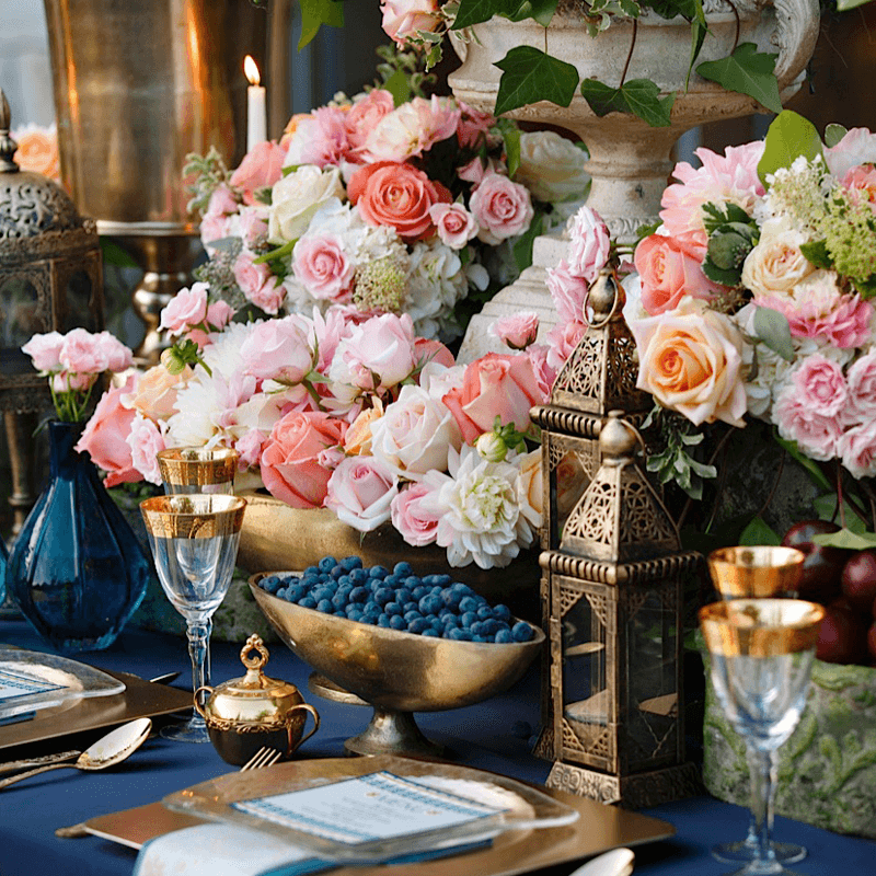 Fine details for luxurious weddings setting your elegant affair apart from all the others.