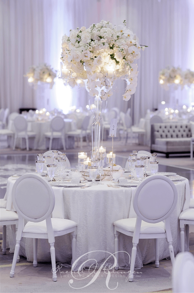 Centerpieces wedding decor toronto rachel a clingen wedding white flower wedding centerpiece junglespirit Images