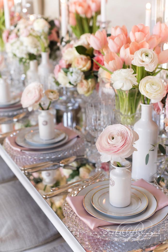 Head Table Flowers Decor