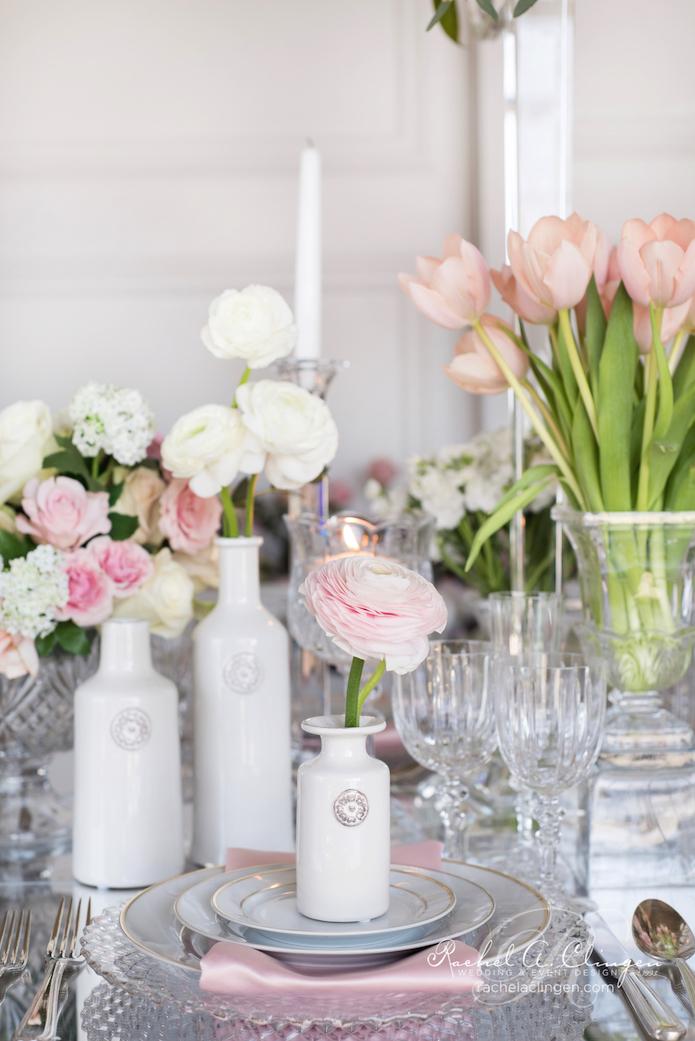 Head Table Flowers Rachel A. Clingen