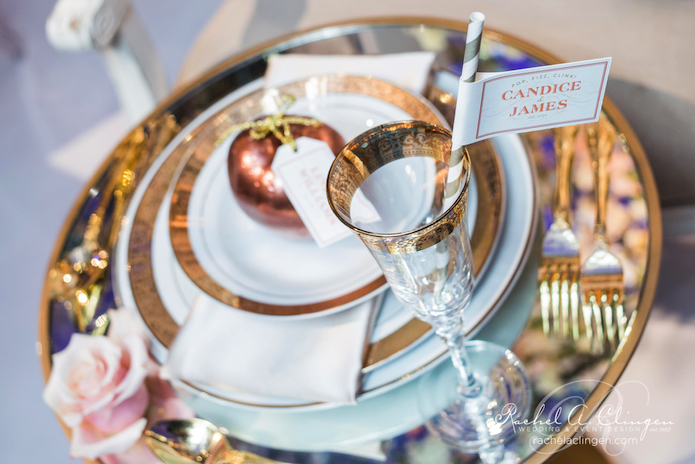Luxury Placesetting