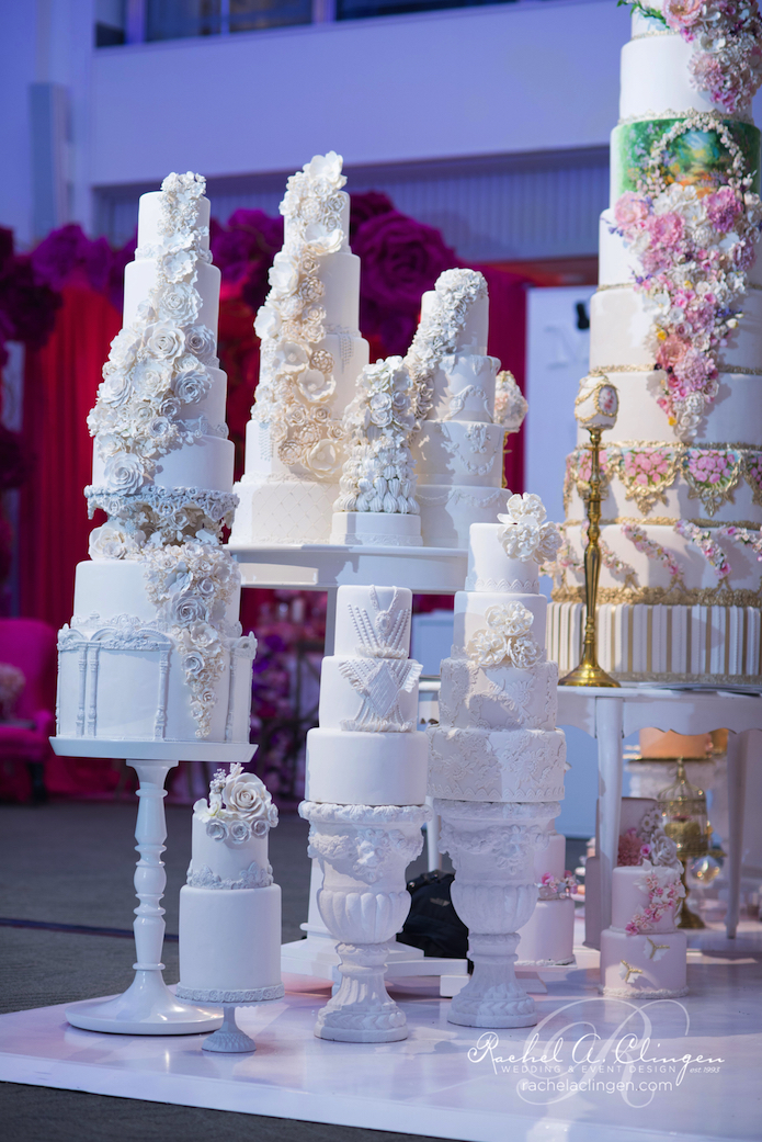 Luxury Wedding Cakes Wedluxe