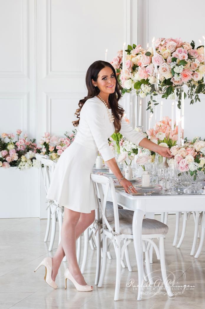Rachel A. Clingen Toronto Wedding Designer