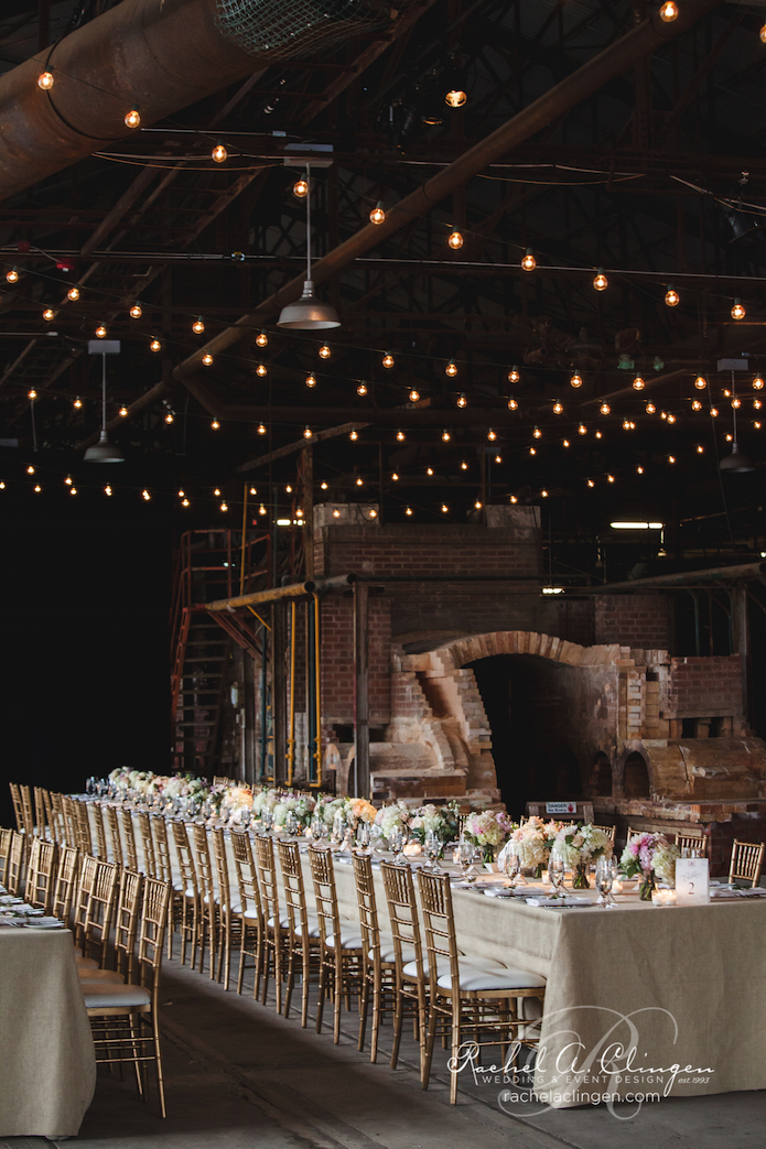 Rustic Toronto event spaces are difficult to find but the Evergreen Brickworks is a historical gem.