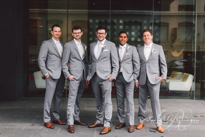 Malaparte Weddings Groomsmen