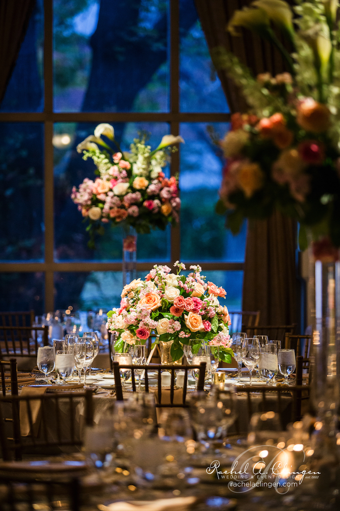 Wedding Florist Decor Centrepieces Rachel A. Clingen