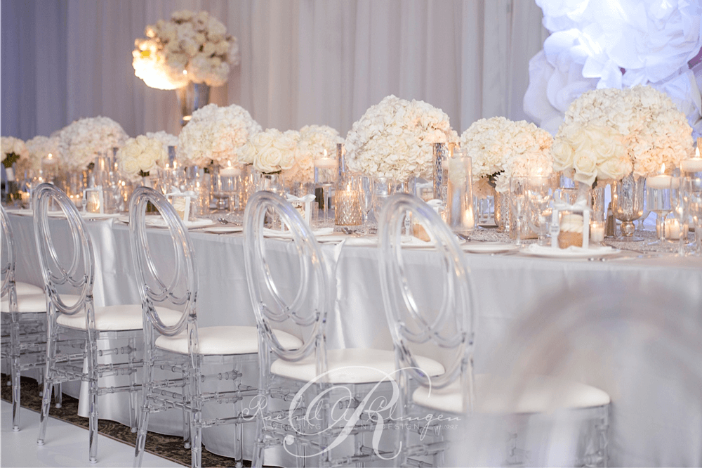 All white wedding at le parc toronto wedding decor for All for wedding decoration