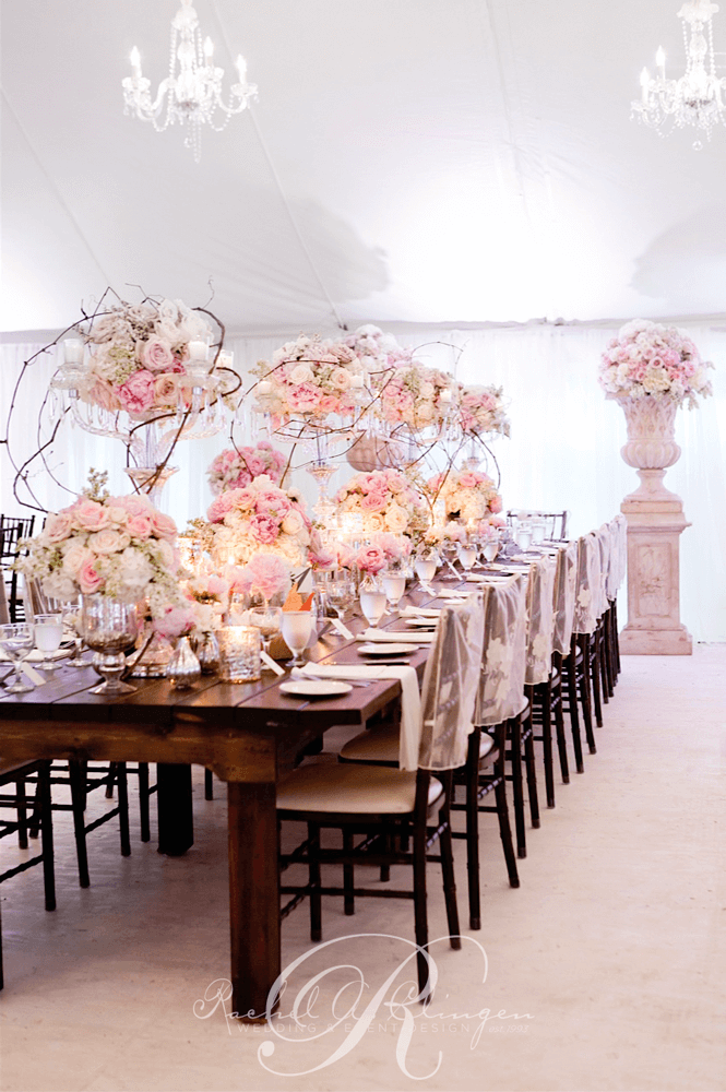 Ceiling Draping Toronto wedding florist