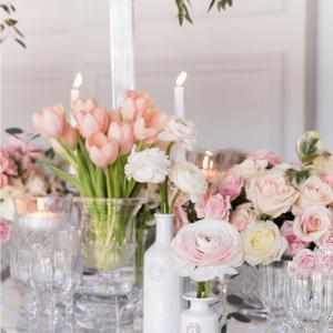 Elegant floral wedding details flowers Toronto