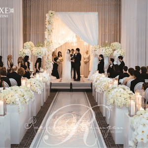 Luxurious Four Seasons Weddings Toronto