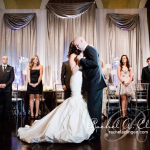 Luxurious and Ornate wedding backdrop by Rachel A. Clingen Wedding Design & Eventure Event Draping