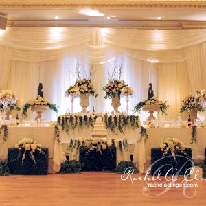 Extravagant wedding backdrops Toronto
