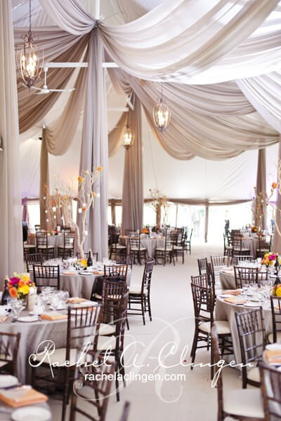 swept ceiling wedding tent draping toronto wedding decor toronto rachel a clingen wedding. Black Bedroom Furniture Sets. Home Design Ideas