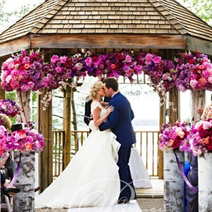 Muskoka wedding at the Taboo Resort