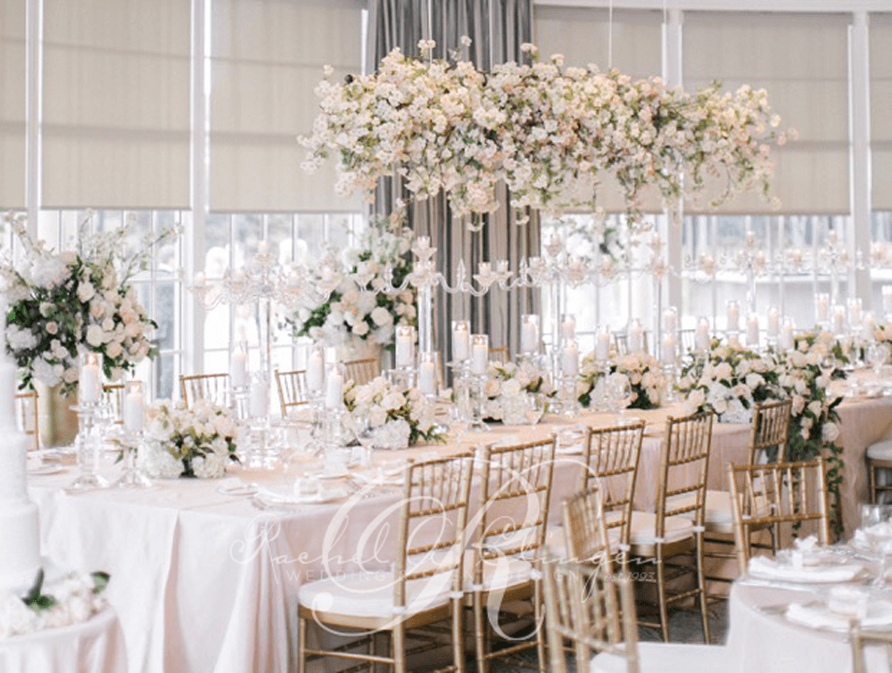 Head Tables Wedding Decor Toronto Rachel A Clingen Wedding