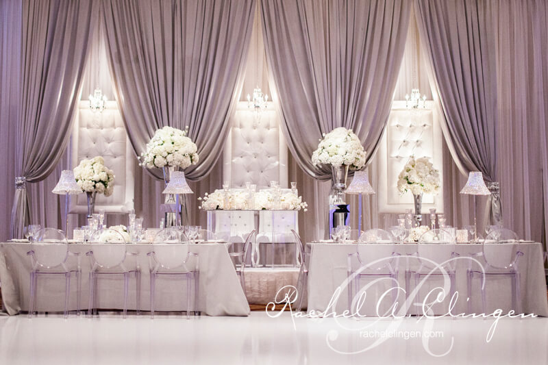 Backdrops wedding decor toronto rachel a clingen for Wedding backdrops