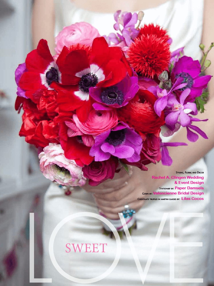Elegant Wedding Candyland Themed Creative Styleshoot