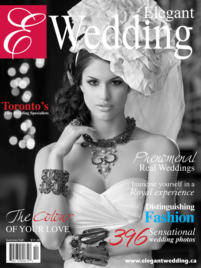 Elegant Wedding – Summer/Fall 2012