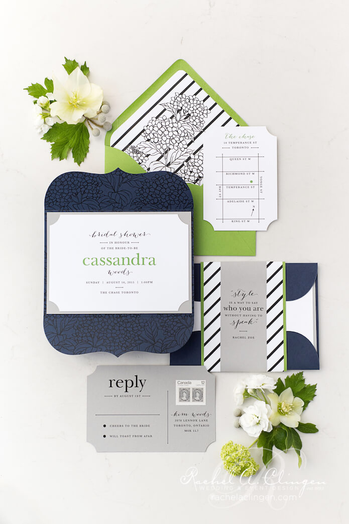 Green-White-Navy-Weddings-Stationary