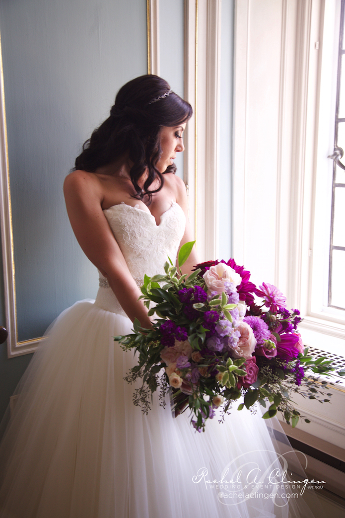 Purple-Wedding-Flowers-Bouquets-Toronto