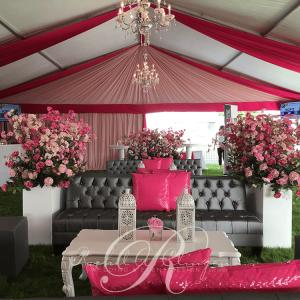 Corporate event decor flowers Toronto