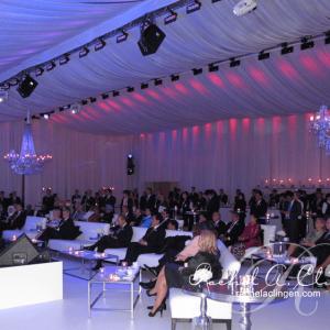 Custom decor corporate events in Toronto.