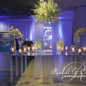 Event decor, lighting and draping in Toronto