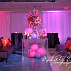 Toronto Corporate Florist and event decorator.