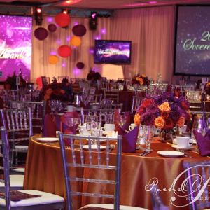 Sovereign Awards 2011- Corporate Event Design and Decor
