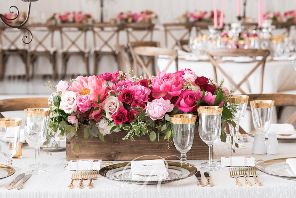 Unique Rustic Wedding Floral Centrepieces Muskoka