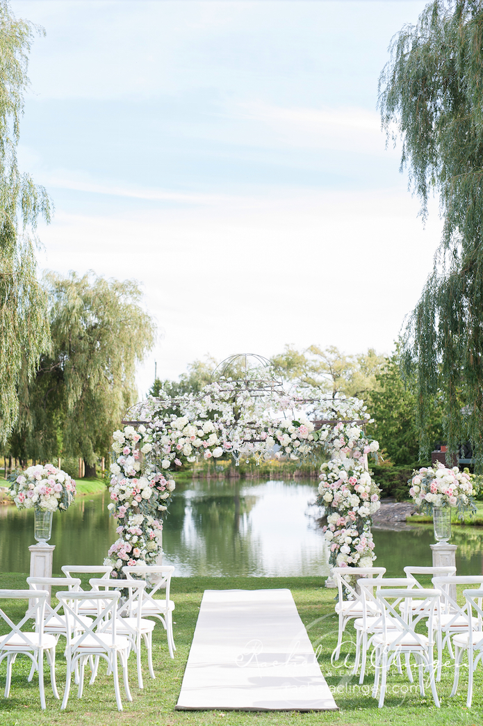Intimate Garden Party At Willow Springs Winery Wedding Decor Toronto Rachel A Clingen Wedding