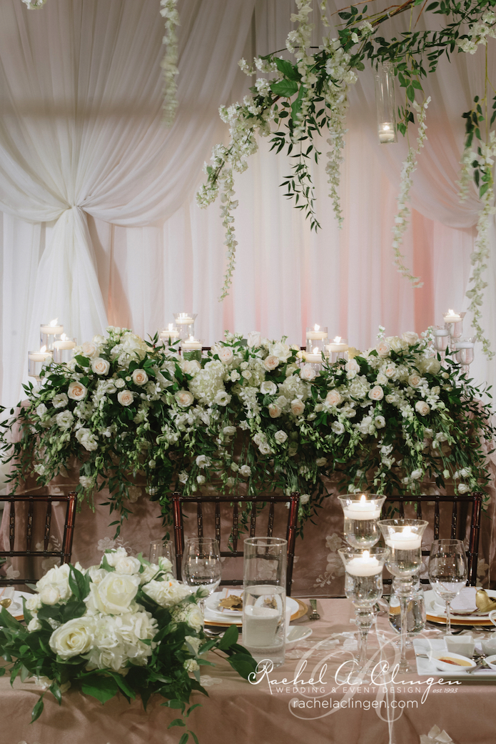 Enchanted Garden Wedding At Palais Royale Rachel A