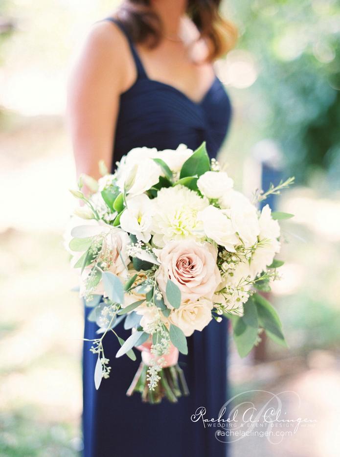 Cream-Navy-Wedding-Flowers