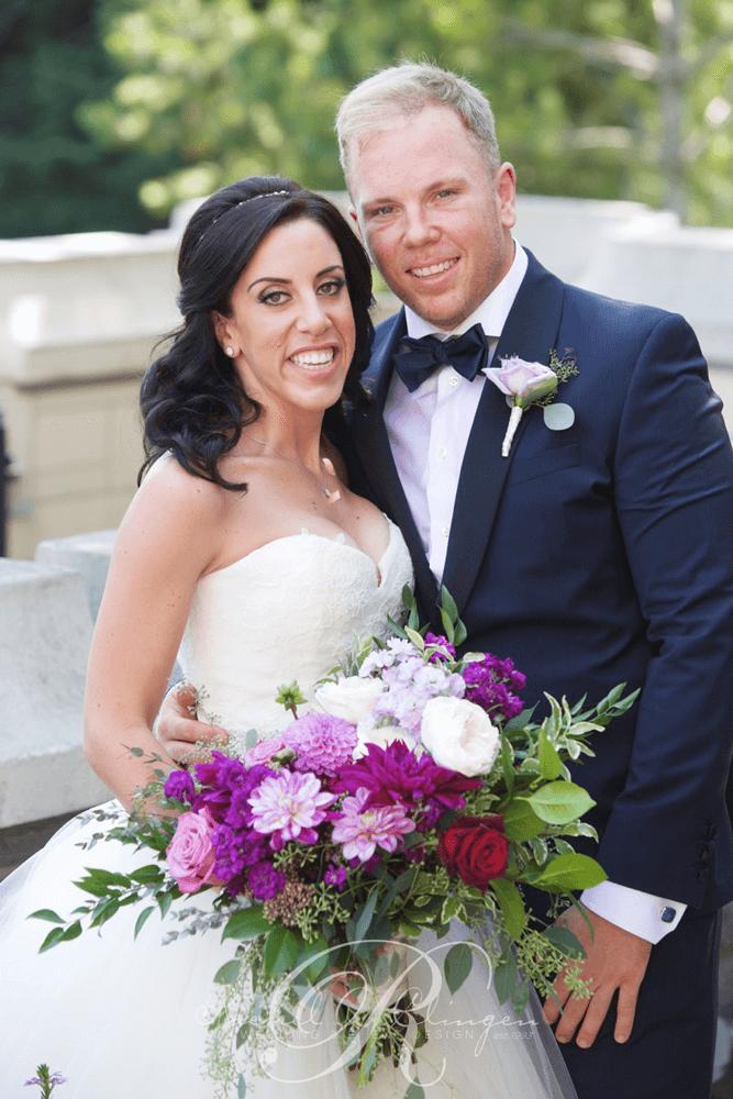Jessica & Sean's Real Wedding Casa Loma Toronto
