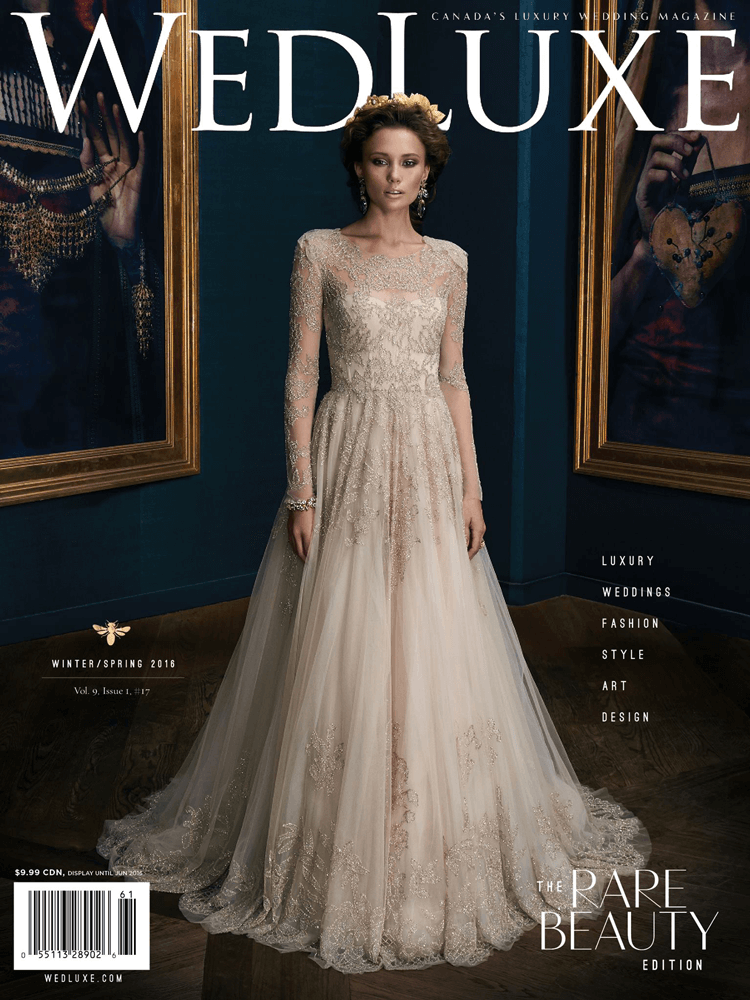 WedLuxe – Winter/Spring 2016