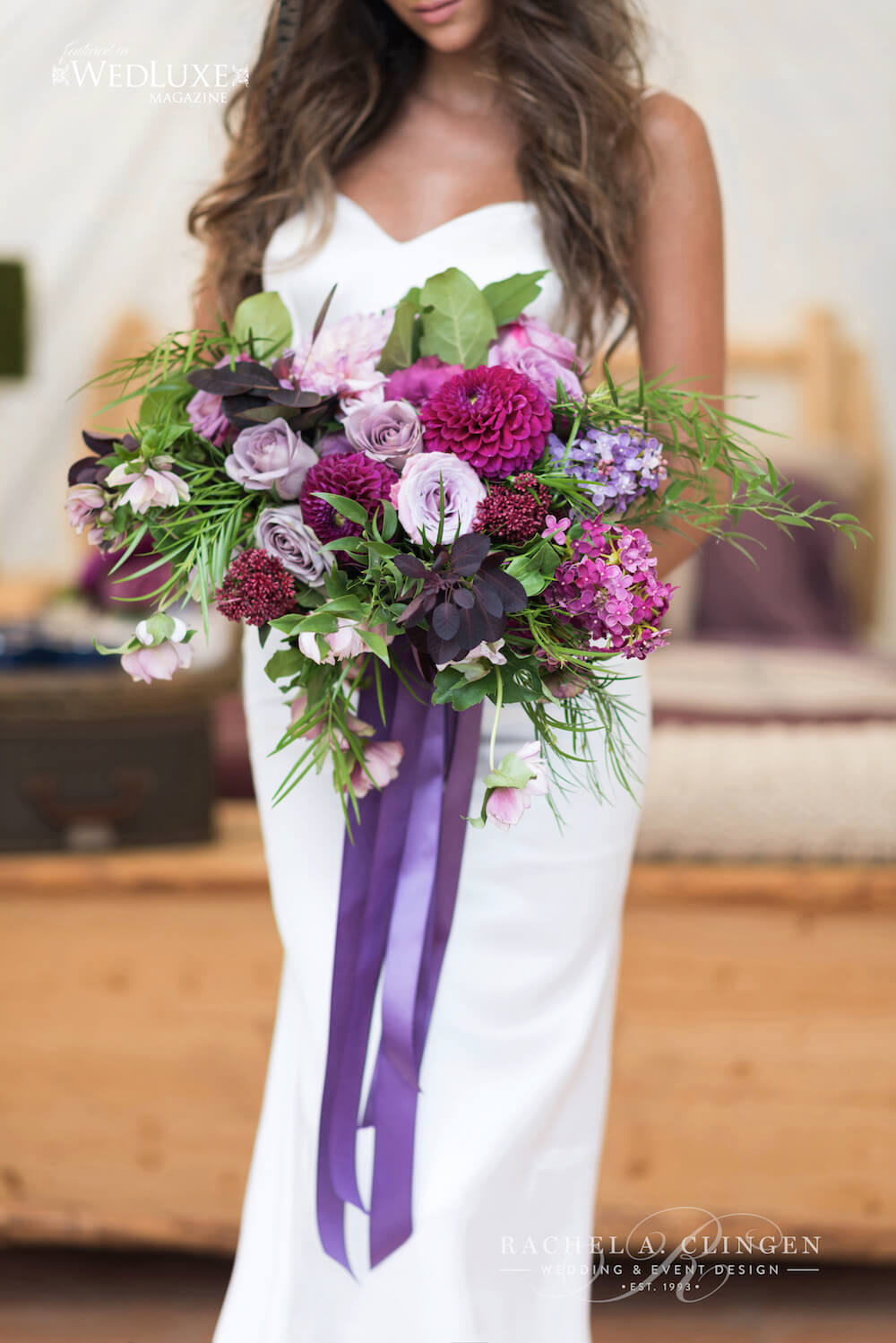 Purple-Wedding-Bouquet-Flowers-Toronto