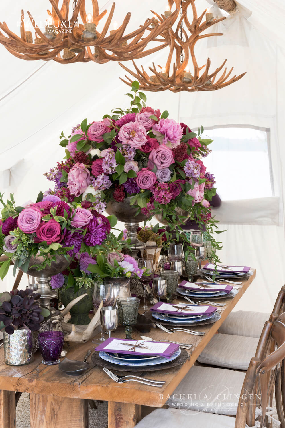 Purple-Wedding-Centrepiece-Flowers-Toronto