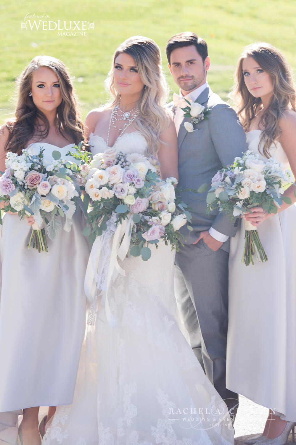 bridal-party-flowers