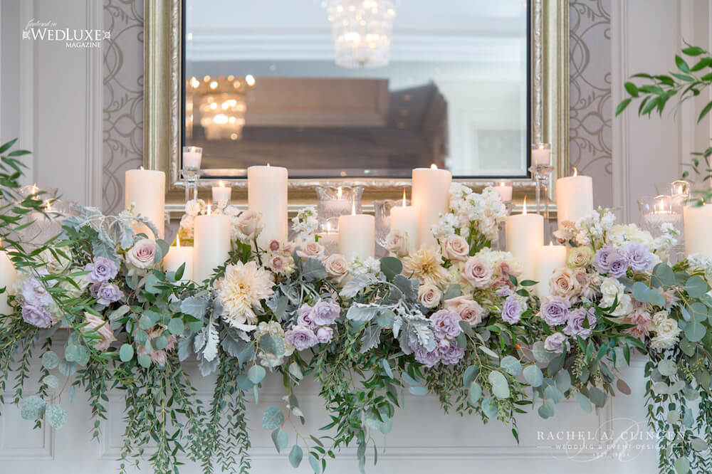 hazelton-manor-wedding-flowers-mantle