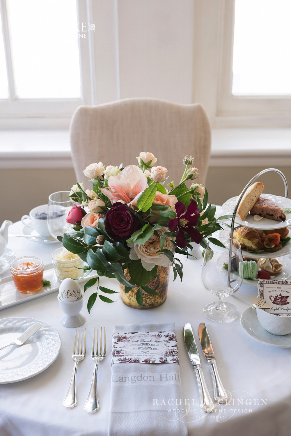 Brunch Wedding Langdon Hall