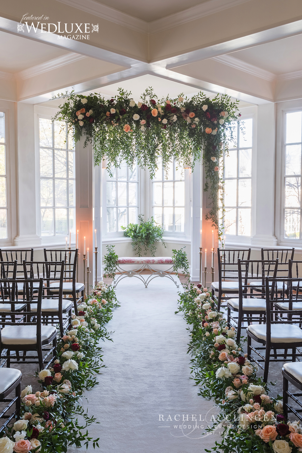 Langdon Hall Weddings Rachel A. Clingen