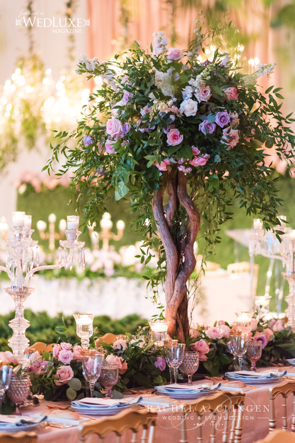 Enchanted weddings archives wedding decor toronto rachel for Floral table decorations